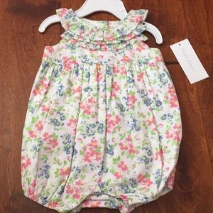 NWT Ralph Lauren baby girl One piece size 3 Months